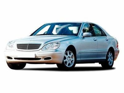 used Mercedes S320 S Class4dr Auto
