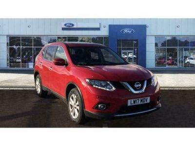 used Nissan X-Trail 1.6 dCi Acenta 5dr [7 Seat]