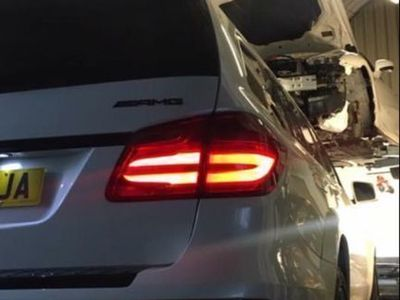 used Mercedes GL63 AMG GL Class 5.5AMG 4MATIC 5dr