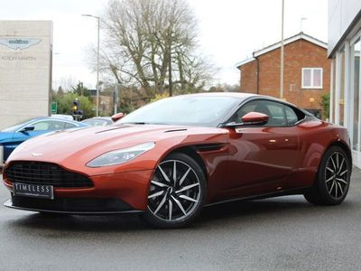 used Aston Martin DB11 V12 2dr Touchtronic