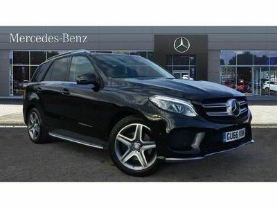 used Mercedes GLE350 GLE4Matic AMG Line Premium 5dr 9G-Tronic