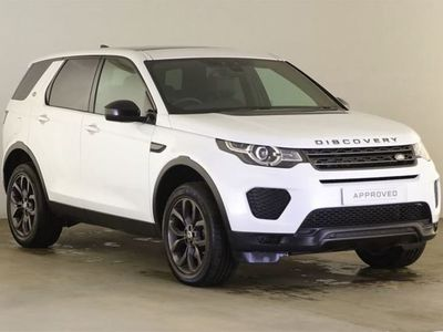 used Land Rover Discovery Sport 2.0 TD4 (180hp) Landmark 5dr