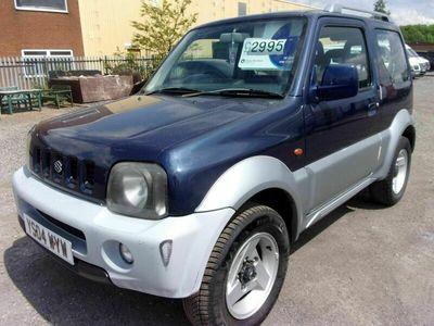 used Suzuki Jimny JLX MODE