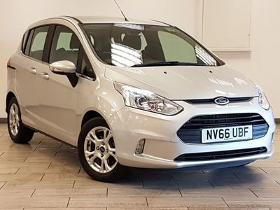 used Ford B-MAX 1.0 EcoBoost 125 Zetec 5dr