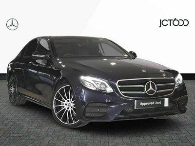 used Mercedes E300 E ClassAMG LINE EDITION PREMIUM PLUS 2.0 4dr