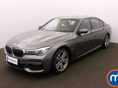 used BMW 740 7 SERIES Le xDrive M Sport 4dr Auto 2.0