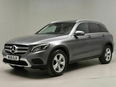 used Mercedes 220 GLC GLC4Matic Sport 5dr 9G-Tronic For Sale Reg:WG18 DJV