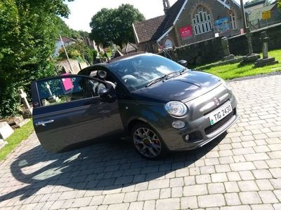 used Fiat 500C 0.9 TwinAir GQ (s/s) 2dr