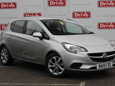 used Vauxhall Corsa 1.4 Sport 5Dr [Ac]