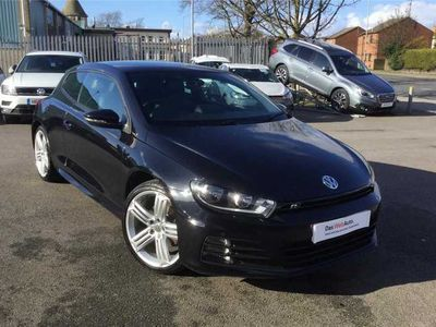 used VW Scirocco 2.0 TDI R-Line 184PS DSG 3Dr Coupe (Sales please call 07496 976679)