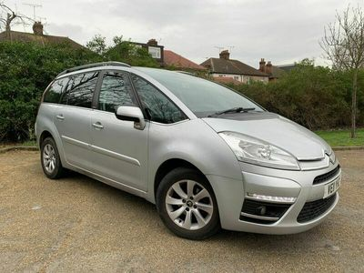used Citroën Grand C4 Picasso 1.6 e-HDi VTR+ EGS 5dr
