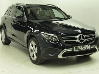 used Mercedes 220 Glc4Matic Sport Premium Plus 5Dr 9G-Tronic 2.2