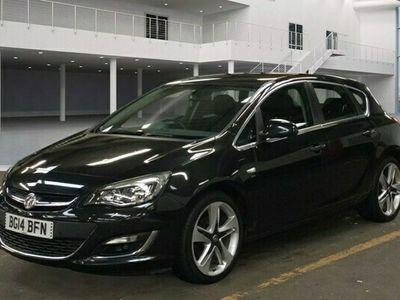 used Vauxhall Astra 1.6 CDTi ecoFLEX SRi (s/s) 5dr