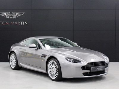 used Aston Martin V8 Vantage COUPE 2DR 4.7