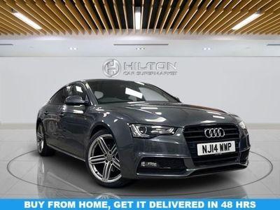 used Audi A5 2.0 TDI 177 Black Edition 5dr [5 Seat]