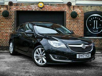 used Vauxhall Insignia 1.6 SRI NAV CDTI S/S 5d 134 BHP JUST SERVICED!
