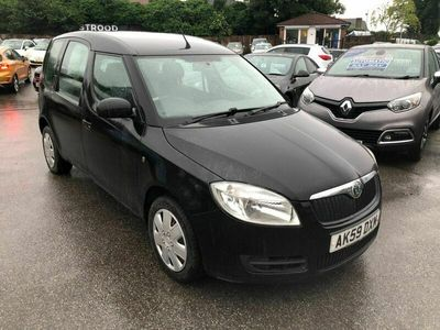 used Skoda Roomster 1.4 TDI PD S 5dr