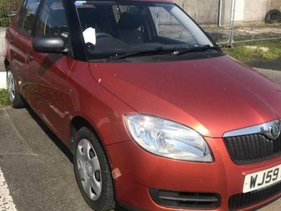 used Skoda Fabia PETROL MANUAL HATCHBACK 5 DOORS