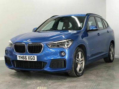 used BMW X1 xDrive 20d M Sport 5dr Estate