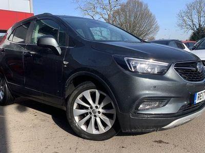 used Vauxhall Mokka X 1.4T Elite 5Dr