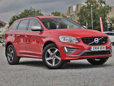 used Volvo XC60 D4 [181] R Design Nav 5Dr Awd Geartronic