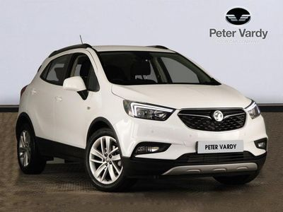 used Vauxhall Mokka X 1.4T Griffin 5dr 2019