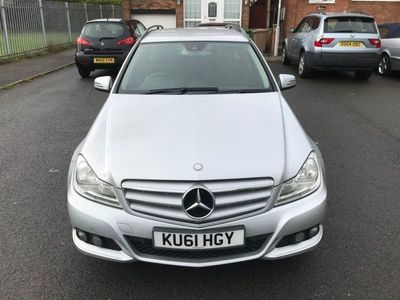 used Mercedes C200 C Class 2.1CDI BlueEFFICIENCY SE Edition 125 5dr