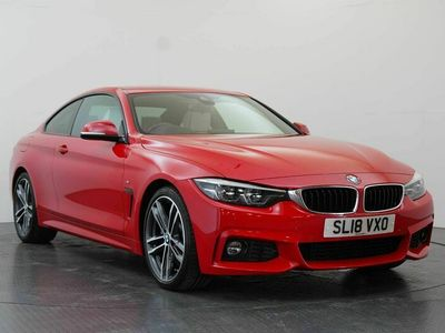 used BMW 440 4 Series i M Sport Coupe