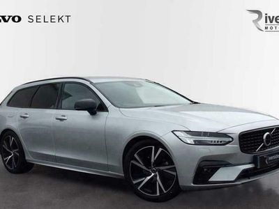 used Volvo V90 B4 FWD (Petrol) R-Design (Climate pack)
