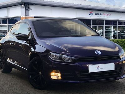 used VW Scirocco 1.4 TSI BlueMotion Tech GT Black Edition 3dr