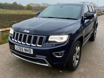 used Jeep Grand Cherokee 3.0 V6 CRD Overland Auto 4WD 5dr