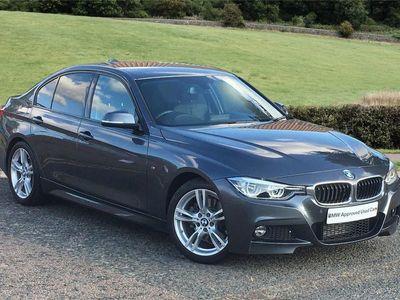 used BMW 330 3 SERIES DIESEL SALOON d M Sport 4dr Step Auto