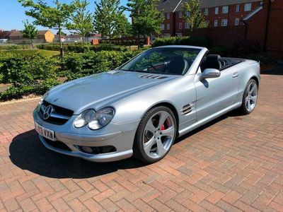 used Mercedes SL500 SL ClassAuto 2-Door