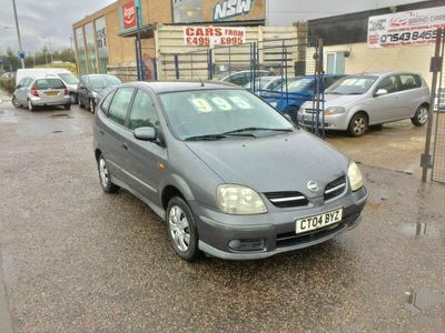 used Nissan Almera Tino 1.8 S 5dr