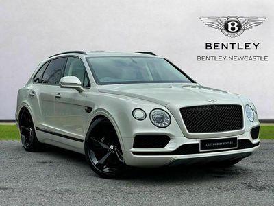 used Bentley Bentayga 4.0 V8 5dr Auto estate