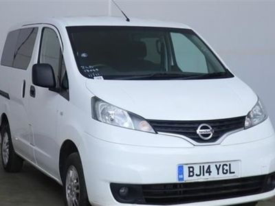 used Nissan NV200 NV200 DCI FACTORY COMBIAIRCON