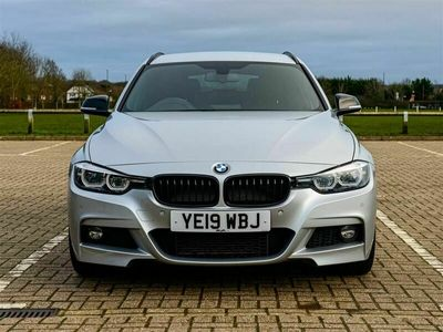 used BMW 320 3 Series 2.0 D M SPORT SHADOW EDITION TOURING AUTO (S/S) 5DR