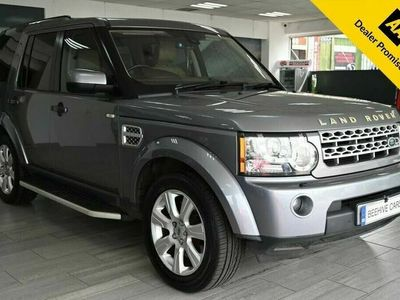 used Land Rover Discovery 4 3.0TD HSE 3.0SD V6 auto