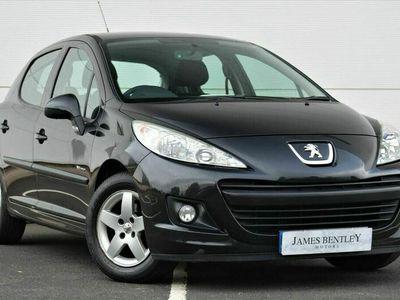 used Peugeot 207 CC 1.4 Verve 75 5d 1360 (09)