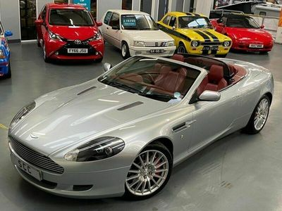 used Aston Martin DB9 5.9 Volante Seq 2dr