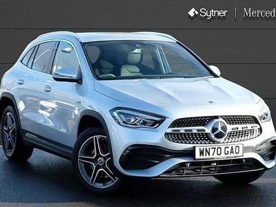 used Mercedes GLA250 Gla ClassExclusive Edition 5dr Auto 1.3
