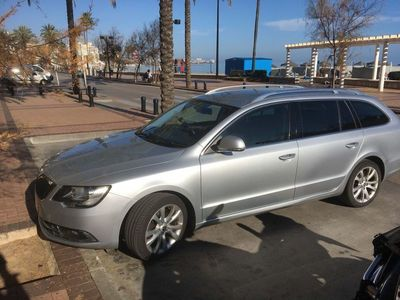 used Skoda Superb 2.0 TDI SE Business DSG 5dr