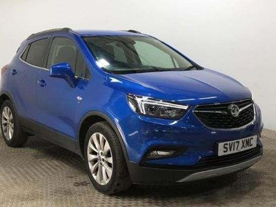 used Vauxhall Mokka X 1.6i Elite (s/s) 5dr