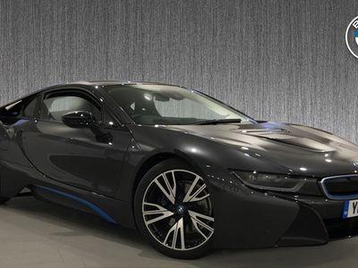 used BMW i8 Coupe LCI