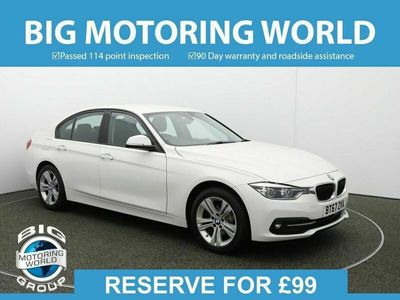 used BMW 316 3 Series D SPORT for sale | Big Motoring World
