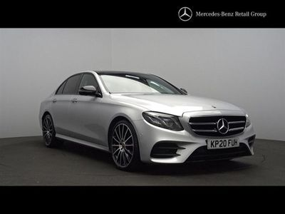 used Mercedes E300 AMG LINE EDITION PREMIUM PLUS