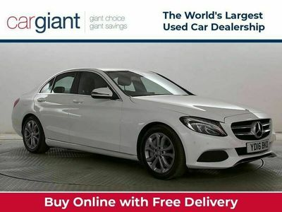 used Mercedes C350e 2.0 Sport 4dr