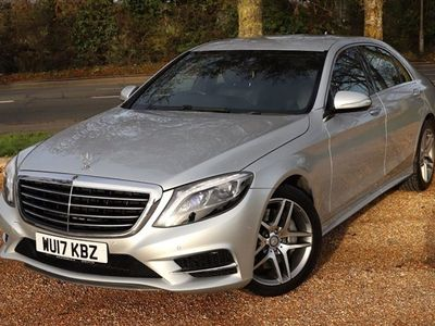 used Mercedes S350 S Class 3.0D L AMG LINE 4d 255 BHP AUTOMATIC
