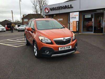 used Vauxhall Mokka 1.4T Tech Line 5Dr