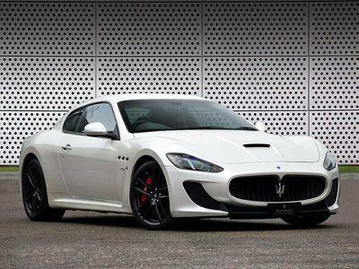 used Maserati Granturismo V8 MC Stradale 2dr MC Shift [4 Seat] Auto